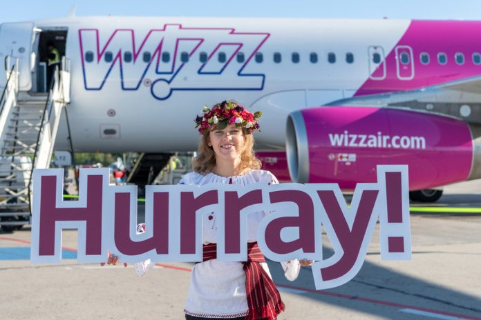Wizz Air and LOT have opened new flights from Kiev and Zaporizhzhia width=