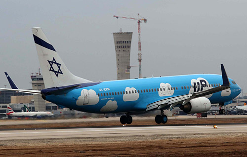 El Al has introduced a discount on baggage for low-cost flights to Kyiv